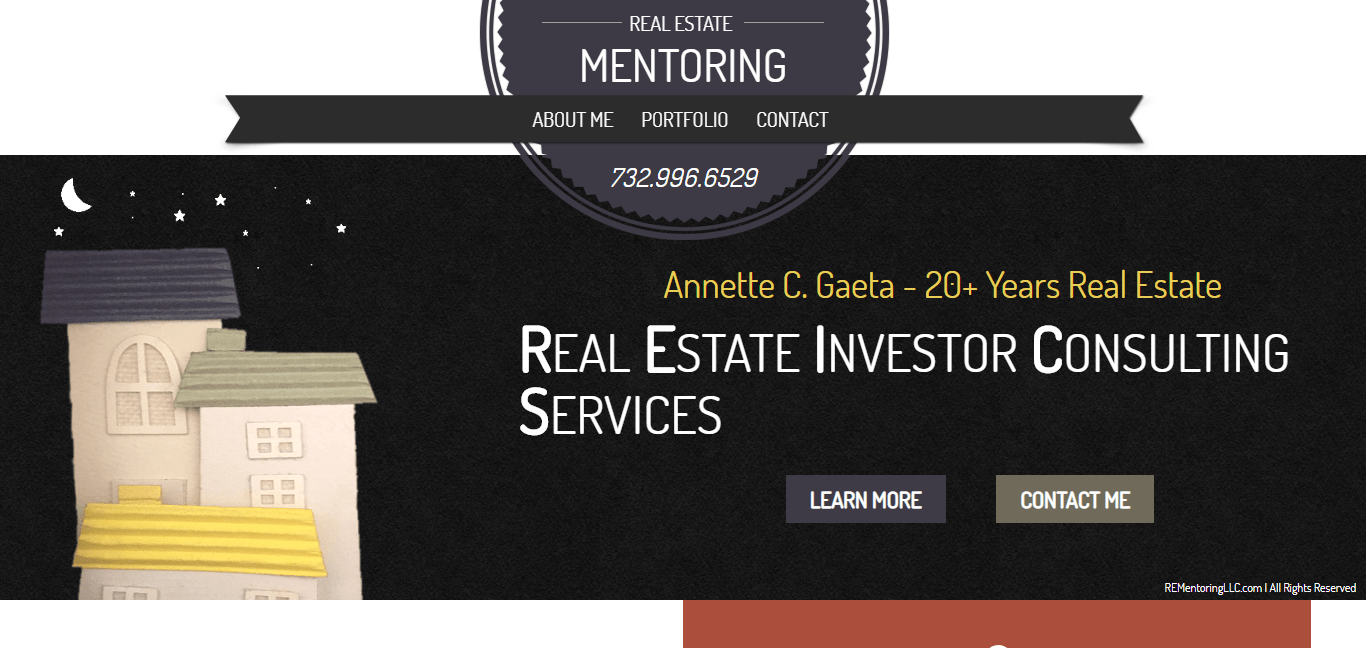 RE Mentoring homepage image